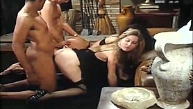 Vintage porn movie with Moana Possi